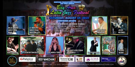 The First Annual Bay Area Latin Jazz Festival tickets