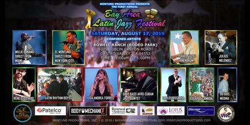 The First Annual Bay Area Latin Jazz Festival