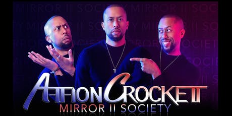 """AFFION CROCKETT: Mirror II Society"" Live at the El Portal Theatre tickets"