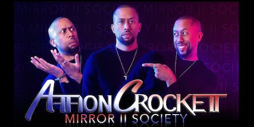"""AFFION CROCKETT: Mirror II Society"" Live at the El Portal Theatre"