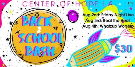 Back 2 School Bash! tickets