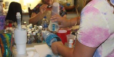 April Schuler's Glitter Tumbler Party