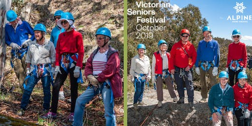 Seniors Festival - Come & Try Abseiling