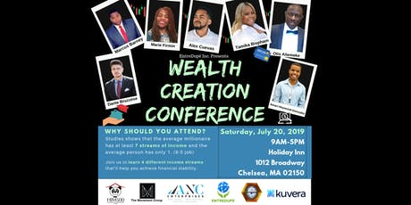 Wealth Creation Conference tickets