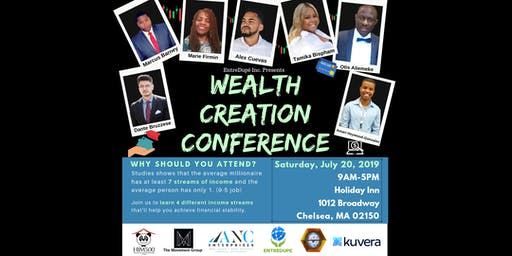 Wealth Creation Conference