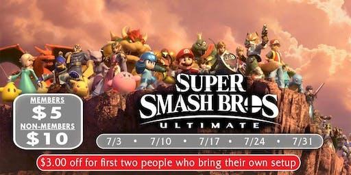Wednesday Night Ultimate Smash Bros Tournament Series
