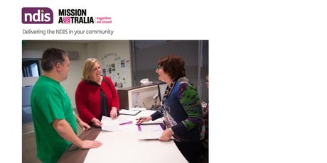 Nubeena- Meet with Mission Australia, NDIS Partner in the Community tickets