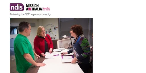 Nubeena- Meet with Mission Australia, NDIS Partner in the Community