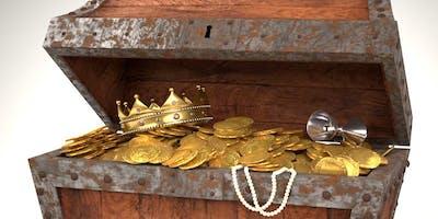 Pirates treasure chest- Craft @ the Museum