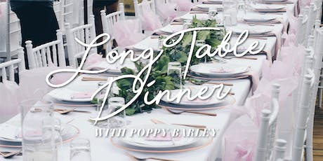 ACE Long Table Dinner  tickets