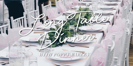 ACE Long Table Dinner