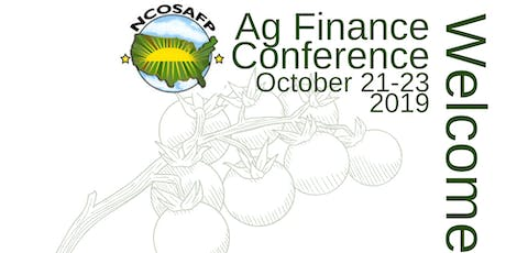 2019 Ag Finance Conference tickets