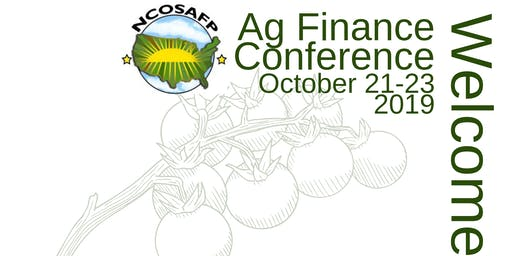 2019 Ag Finance Conference