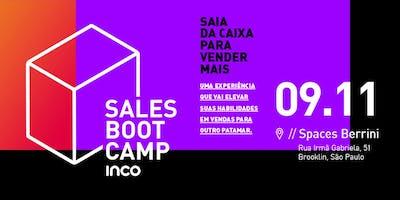 Sales Bootcamp - Vendas, Vendas e + Vendas