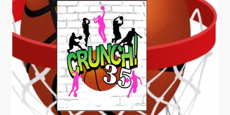 CRUNCH35 TOURNAMENT tickets