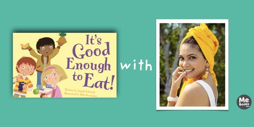 Its Good Enough To Eat! : A Storytelling with Arts & Crafts Workshop with Azura Zainal