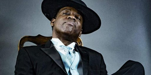 Carvin Jones Band @ Park Theatre