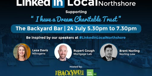 Linkedin Local Northshore. The Good, Bad and the Ugly with Business.
