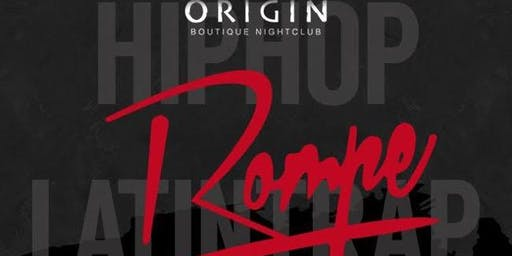 ROMPE FREE GUESTLIST & VIP RESERVATIONS