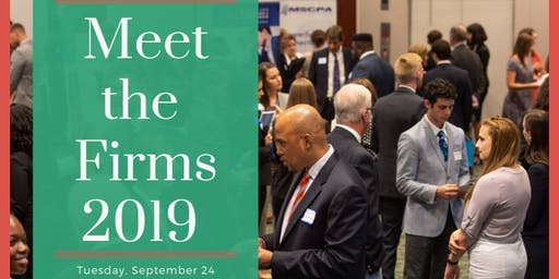 Cal Poly Pomona Meet the Firms 2019