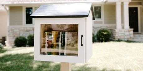 DIY Little Library tickets