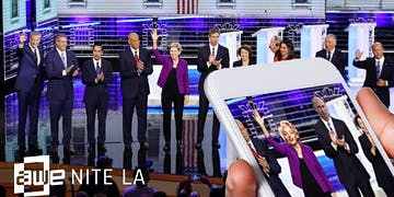 Election 2020: Powered by Immersive Technology