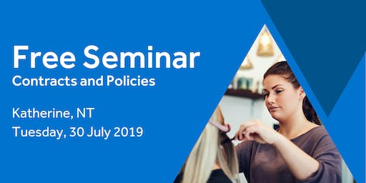 Free Seminar: Contracts and policies – Katherine 30th July