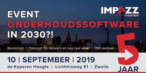 Event Onderhoudssoftware in 2030?!