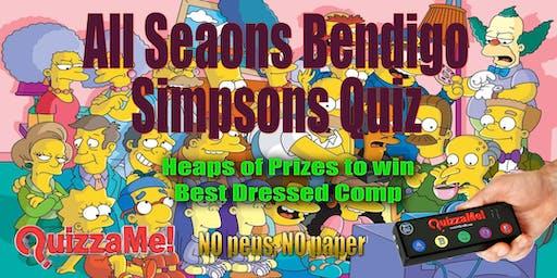 All Seasons Bendigo Simpsons Trivia