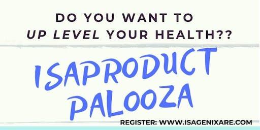 IsaProduct Palooza