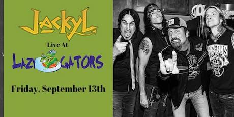 Jackyl at Lazy Gators tickets