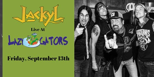 Jackyl at Lazy Gators