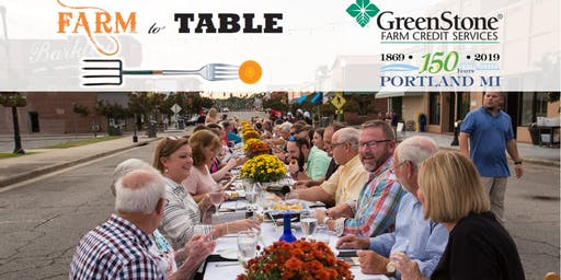 Farm 2 Table Dinner Portland Sesquicentennial