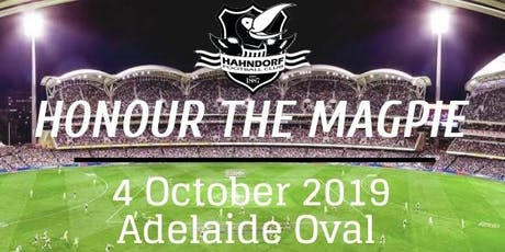Honour the Magpie 2019 tickets