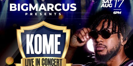 Kome Live in Concert tickets