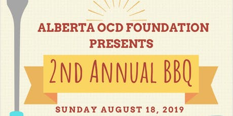 2nd Annual Alberta OCD Foundation BBQ tickets
