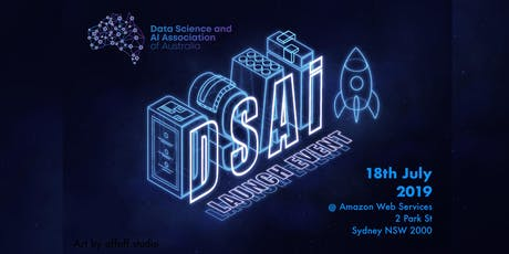 DSAi Launch! Data Science Networking Conference tickets