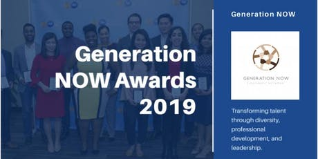 Generation NOW Awards Committee for Young Professionals  tickets