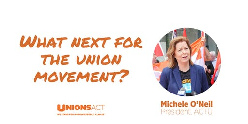 What next for the union movement?