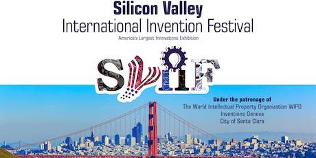 Silicon Valley International Invention Festival (SVIIF 2020) tickets