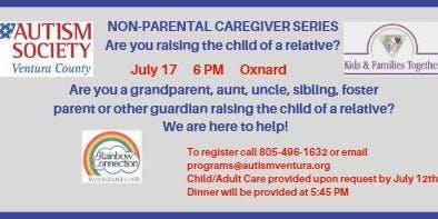 Non-Parental Caregiver Series-Are you Raising the