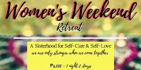 Women's Weekend Retreat tickets