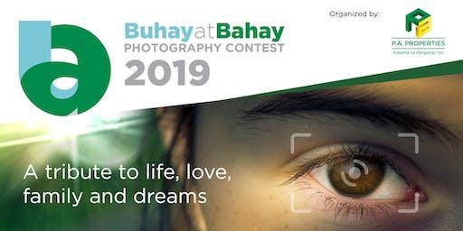 Buhay at Bahay Photography Contest