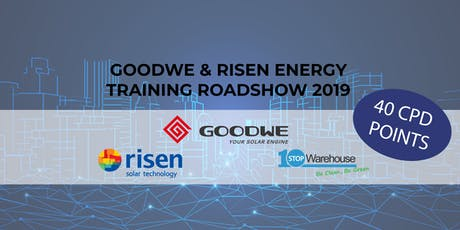 GoodWe and Risen Energy Australia Roadshow tickets
