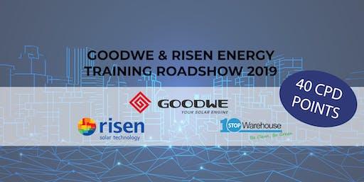 GoodWe and Risen Energy Australia Roadshow