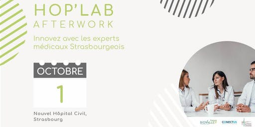 Hop'Lab : innovez avec les experts médicaux strasbourgeois