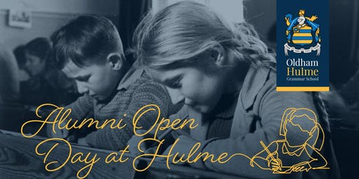 Hulme Alumni Open Day