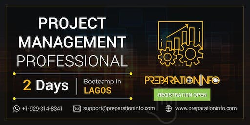 PMP Certification & Classroom Training Program in Lagos, Nigeria