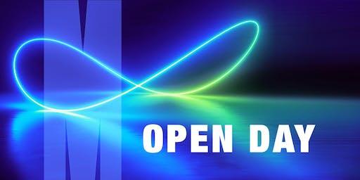 2019 Parkville Open Day