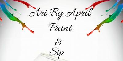 Art By April Paint N' Sip
